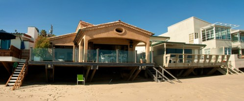 House-beach-side