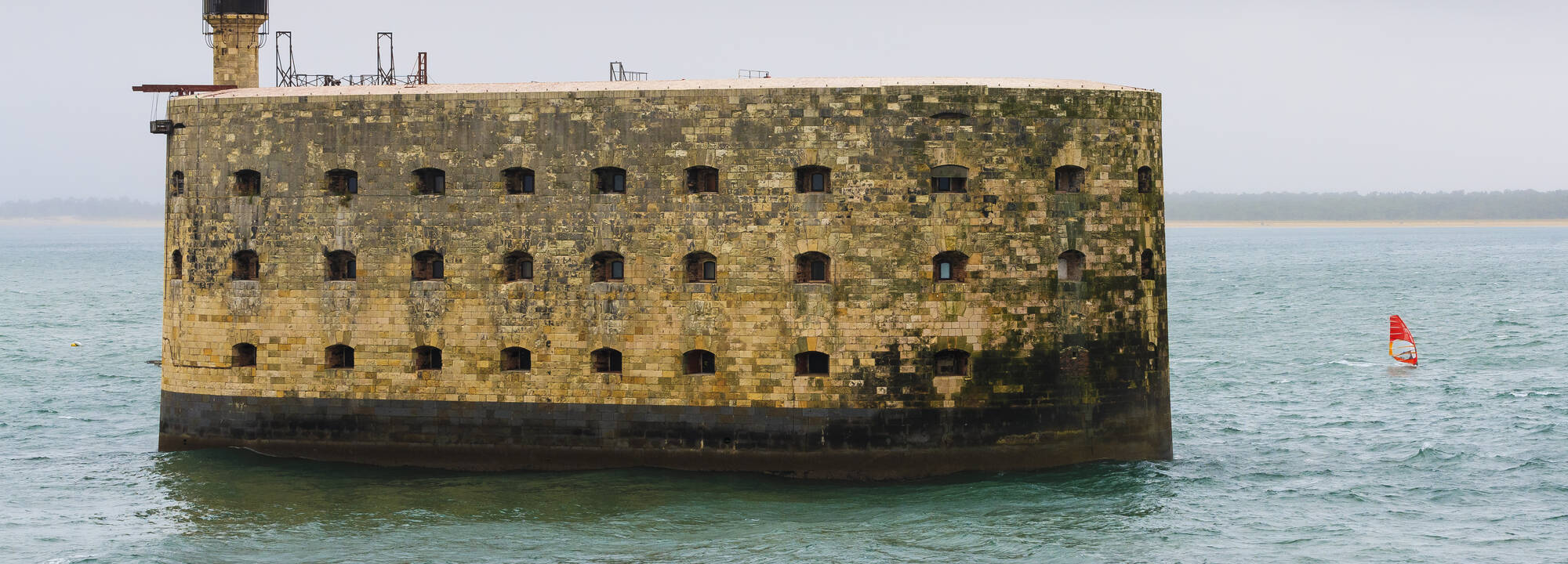 Office Tourisme Aix Les Bains Fort Boyard The Legendary Stone Vessel In Rochefort Ocean