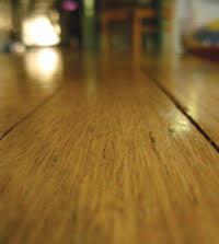 Ice damming rochester hardwood floor for Hardwood floors low humidity