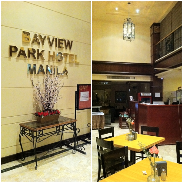 review of bayview coffee shop roxas boulevard united. Black Bedroom Furniture Sets. Home Design Ideas