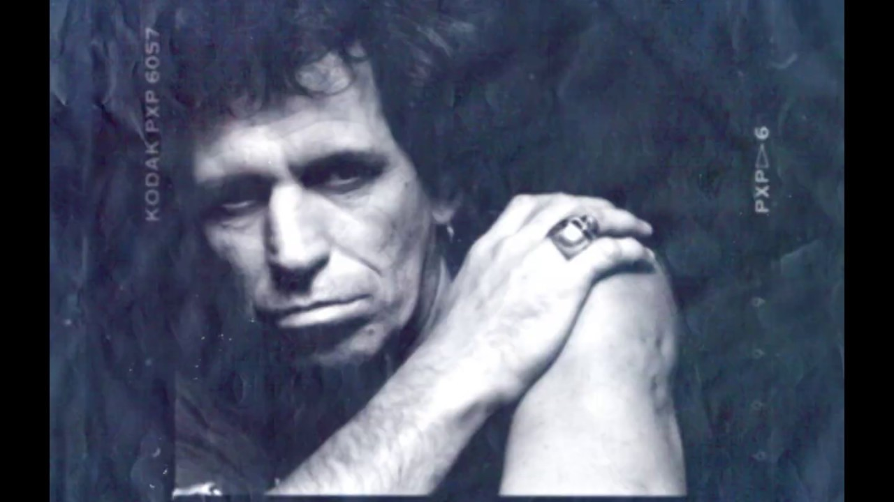 Libro De Keith Richards La Canción Del Día