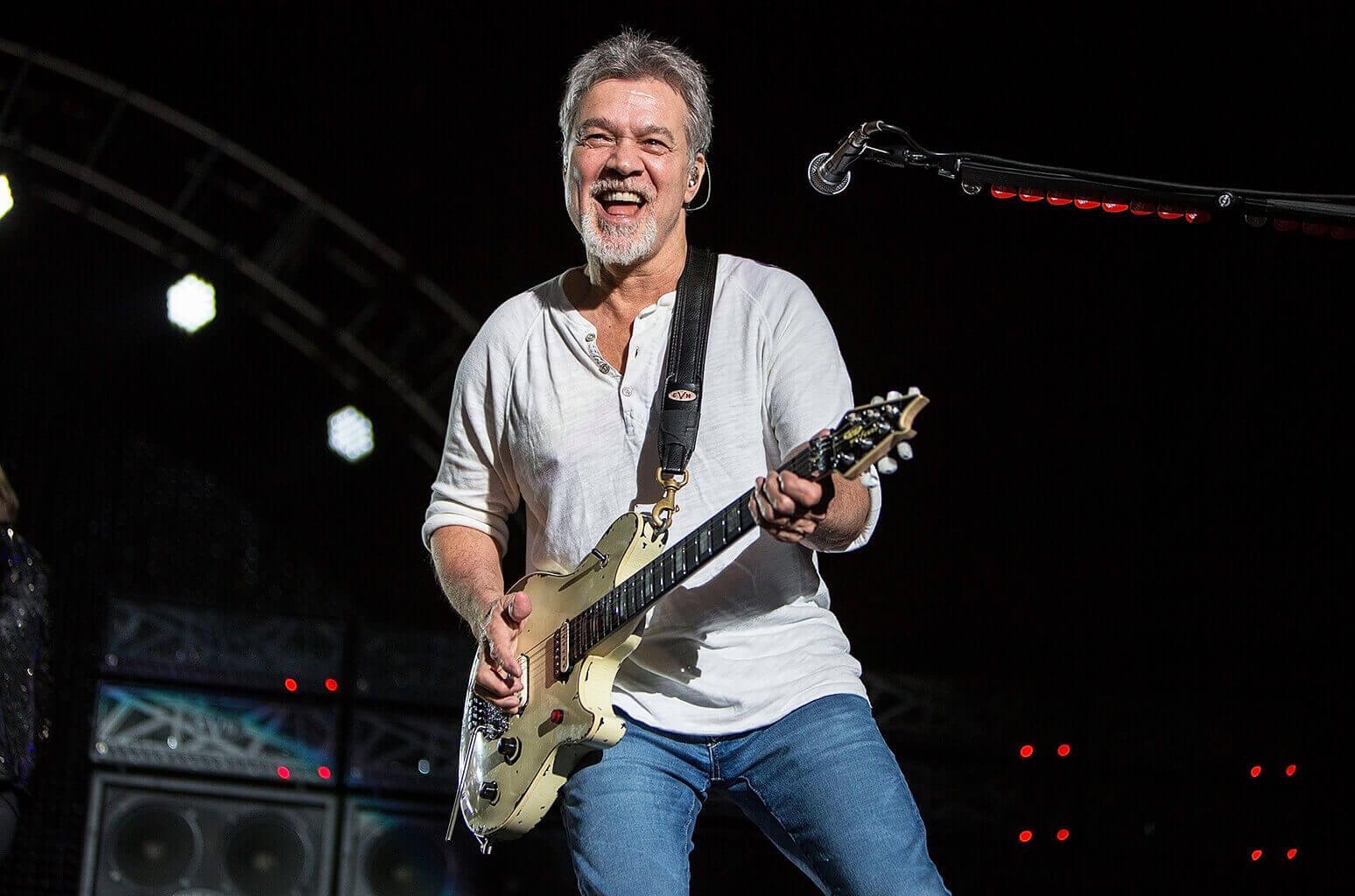 Indie Wallpaper Hd Hear Eddie Van Halen S Isolated Track On Ain T Talking