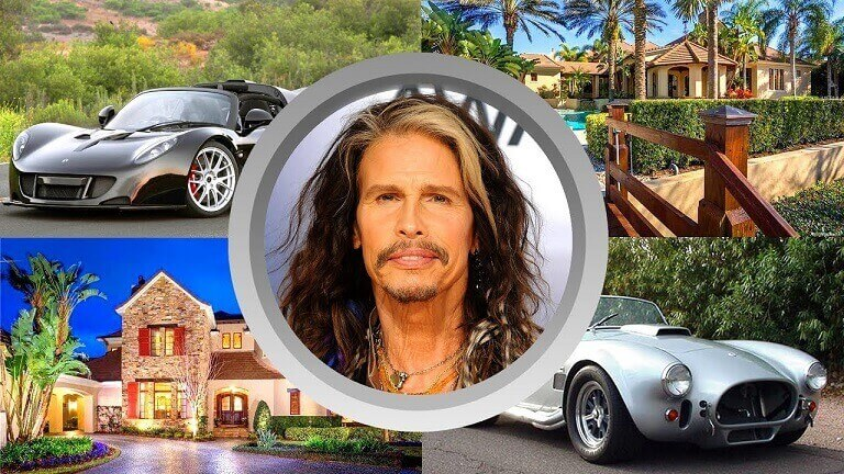 See Steven Tyler net worth, lifestyle, family, biography, house and cars - how to find net worth of individuals