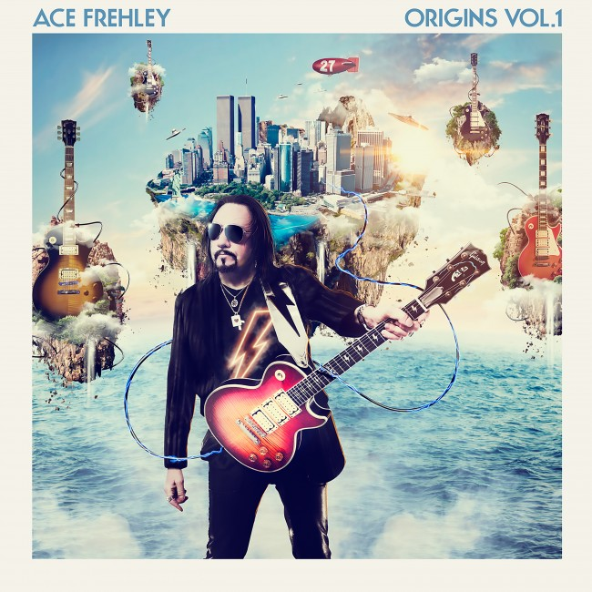 ACE FREHLEY – Origins Vol. 1 (2016)