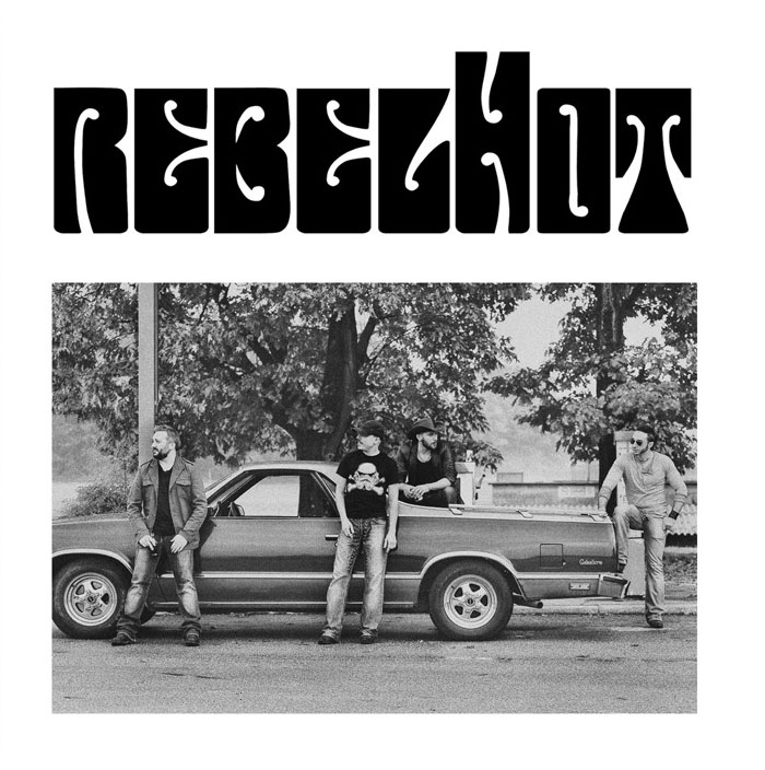 rebelHot - rebelHot (2016)