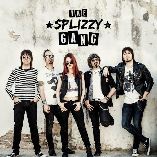 THE SPLIZZY GANG - Glam rock desde Valencia