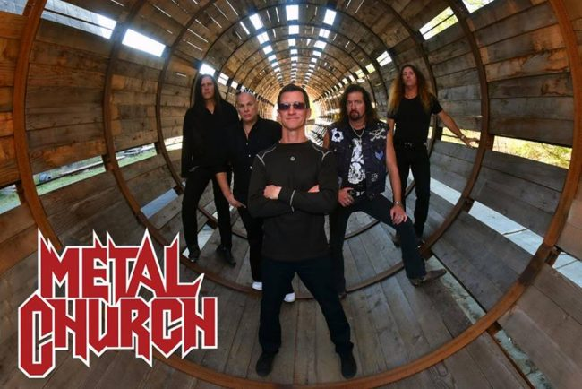 METAL CHURCH – Entrevista