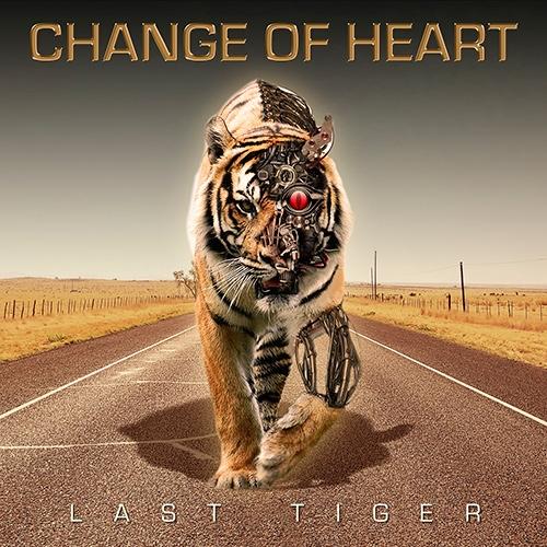 CHANGE OF HEART – Last tiger (2016)
