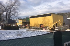 Renovated Waddell Elementary on track to open in May