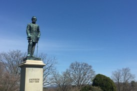 With history as tourism draw, Lexington unfazed by monument debate