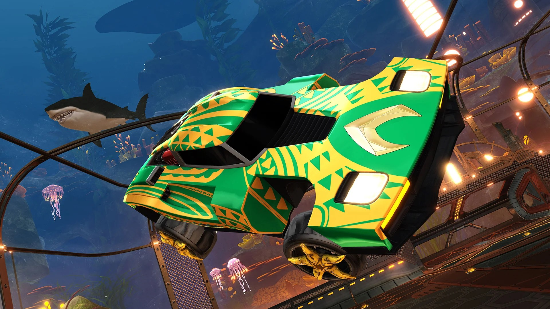 The Fast And The Furious Cars Wallpaper Dc Super Heroes Dlc Pack Rocket League 174 Official Site