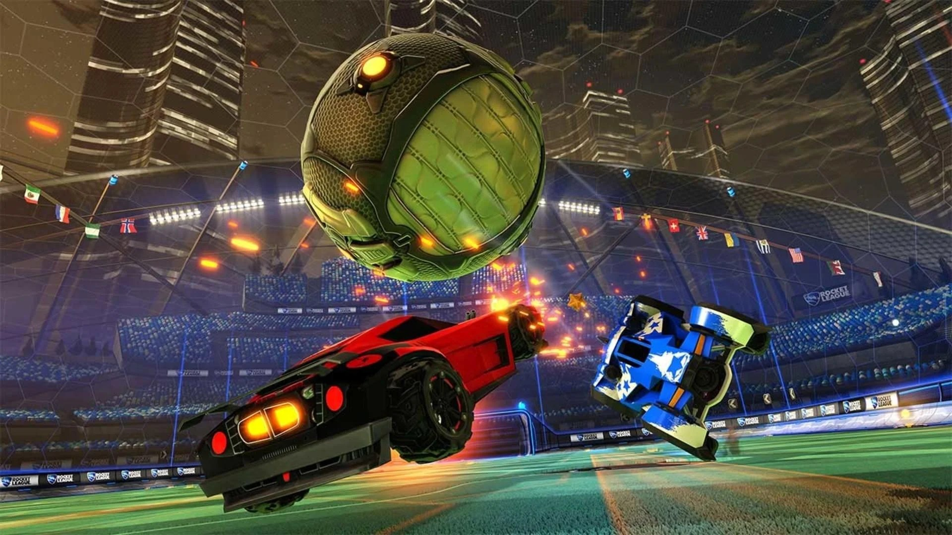 Fast 6 Cars Wallpapers Screenshots Rocket League 174 Official Site