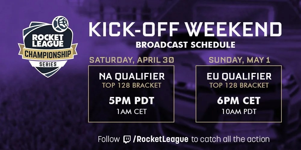 RLCS Season 1 Kicks Off This Weekend Rocket League® - Official Site
