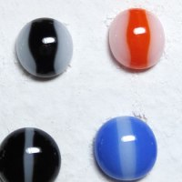 Making Small Striped Cabochons