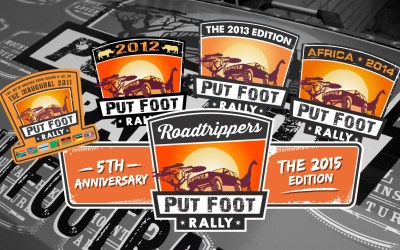 Five Years of the Put Foot Rally