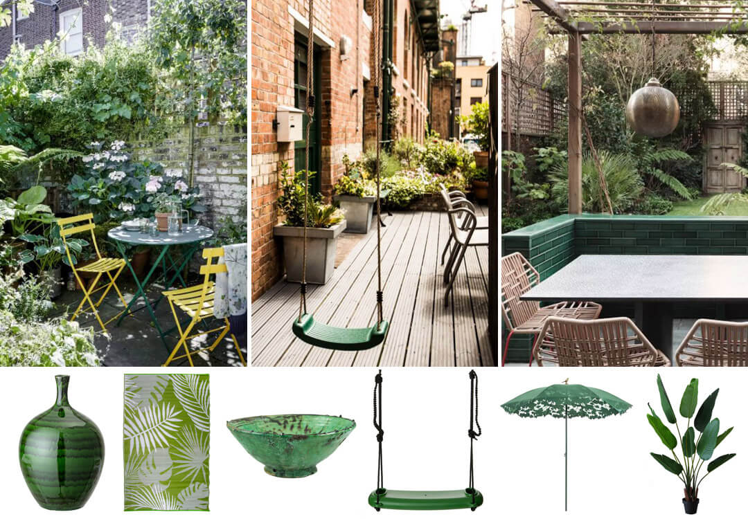6 Colour Schemes For Your Garden Furniture Rockett St George Rockett St George Blog