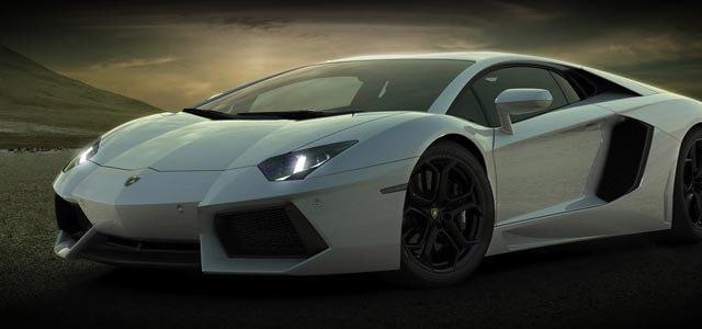 Lamborghini White