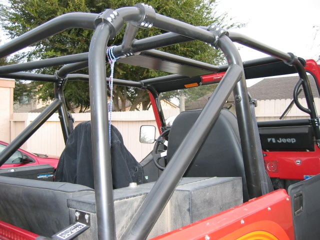 Jeep Jl Accessories Rock Hard 4x4™ Bolt-in Ultimate Sport Cage For Jeep Cj7