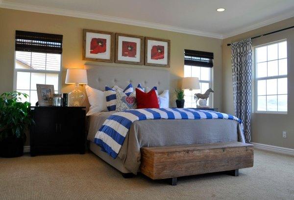 Charleston at River Village Bedroom