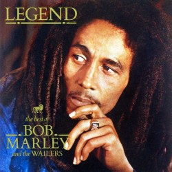 Bob Marley's Legend has kept the title of second longest charting ...