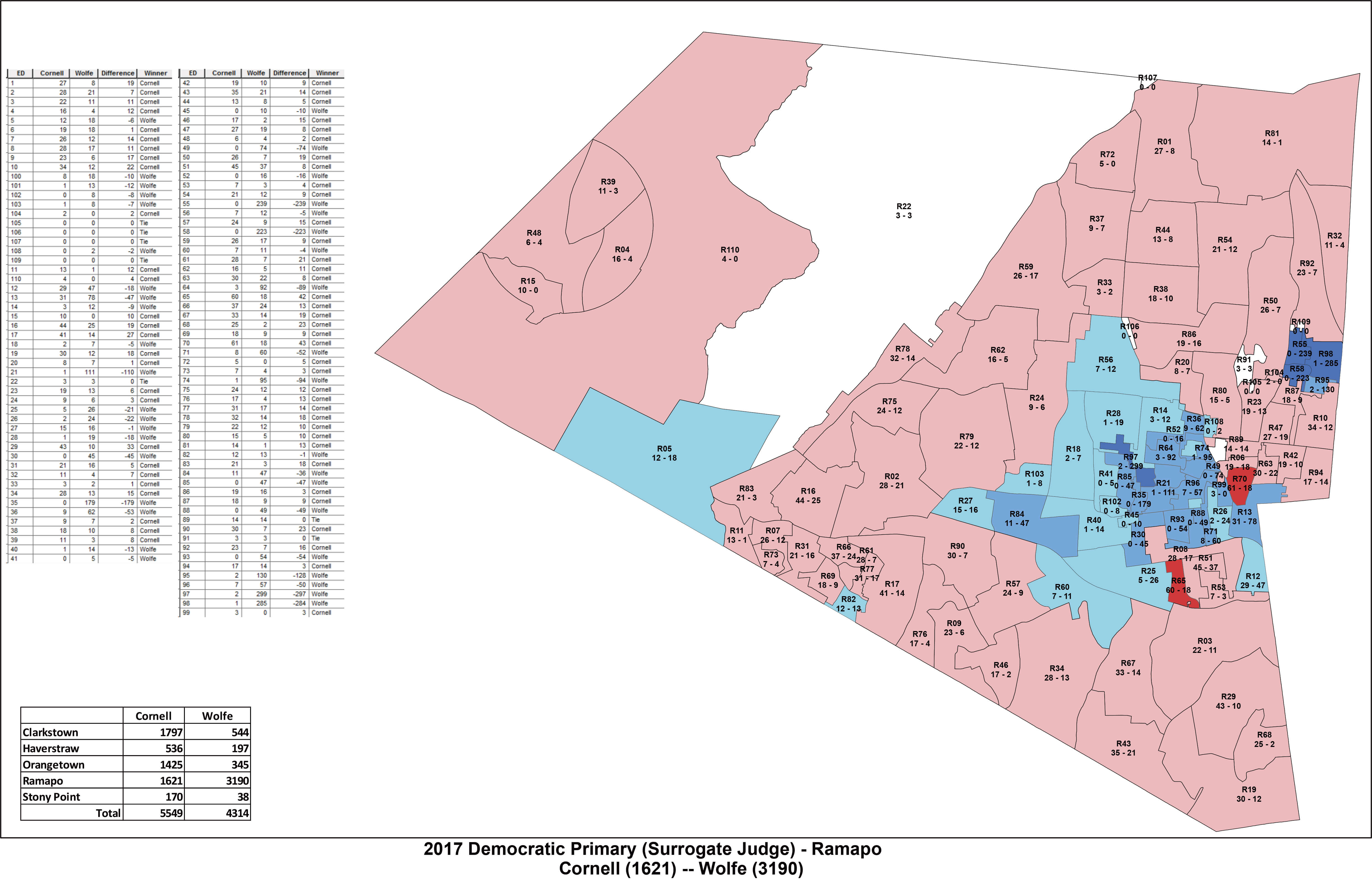 Rockland Textiles District Maps Show Regardless Of Party Rockland County Elections