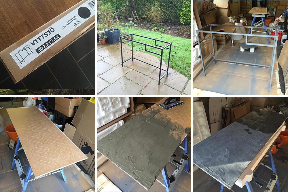 The Vittsjo Ikea Hack Rock My Room Rock My Style Uk