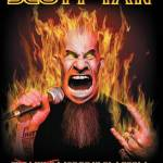 DVD Review: Scott Ian – Speaking (Swearing) Words in Glasgow