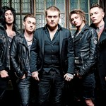 ASKING ALEXANDRIA Announce Release Of Concert CD/DVD