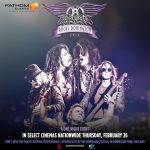 'Aerosmith Rocks Donington 2014' Set To Kick Off 'Classic Music Series' in Movie Theaters on February 26