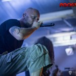 LIVE PICS: MESHUGGAH & BETWEEN THE BURIED AND ME