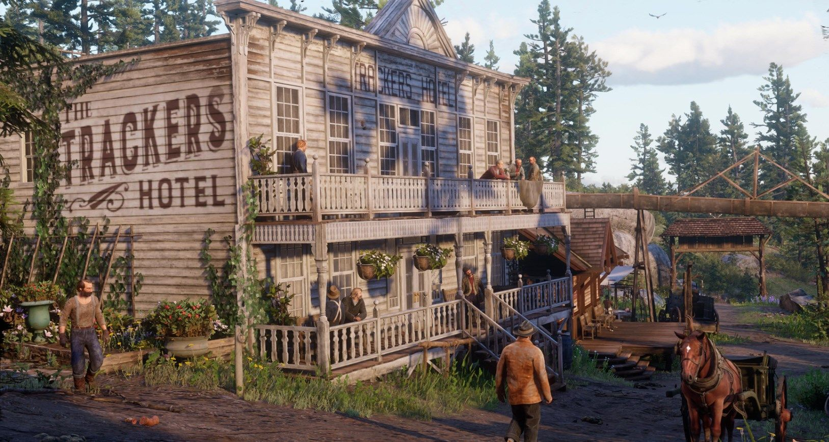 Online Home As Expected You Ll Be Able To Buy Properties In Red Dead Online