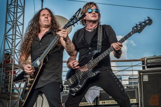 Black'N Blue on The Monsters Of Rock Cruise