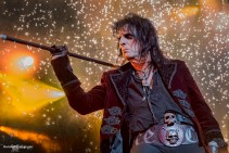 Alice Cooper at Budweiser Stage