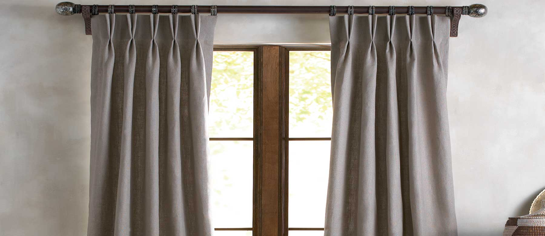 Home Hardware Windows Drapery Hardware And Window Treatments Rockville Interiors