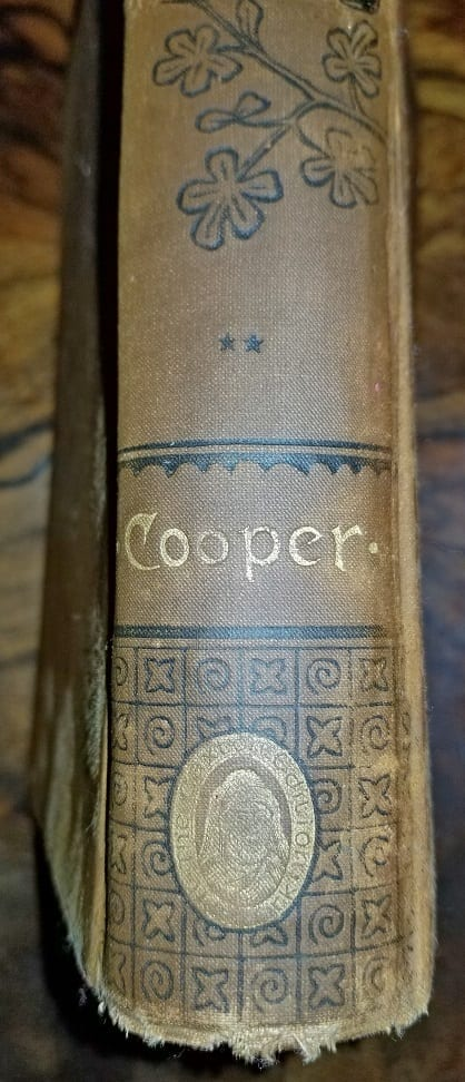 Chesterfield Wikipedia Sofa Leather Stocking Tales By Cooper - Mohicans And Prairie