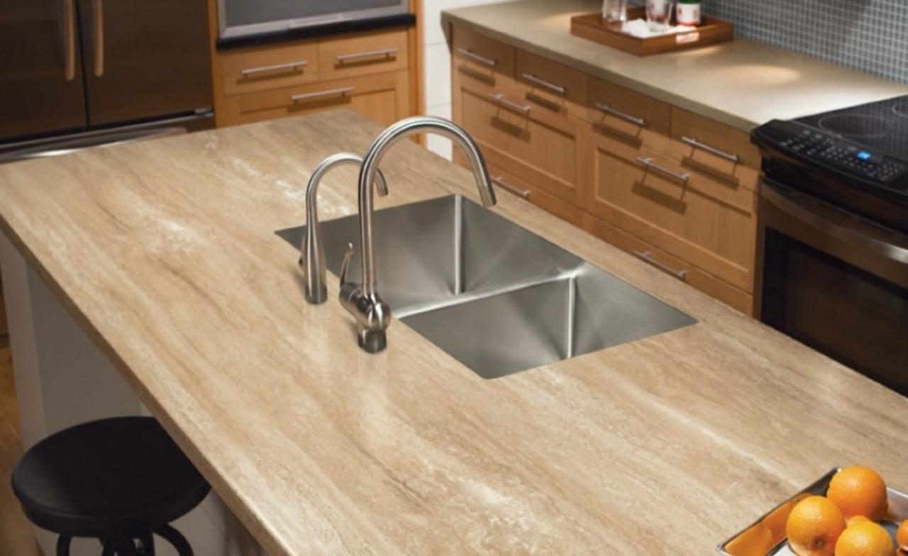Solid Plastic Countertops How To Clean Your Countertops The Right Way Rock With Us