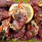 Limoncello Shrimp w/ Prosciutto