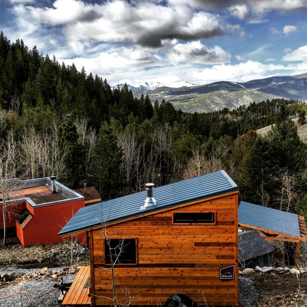 Voguish Upslope Tiny House Live Simply Rocky Mountain Tiny Houses Rocky Mountain Tiny Houses Boulder Smoky Mountain Tiny Houses curbed Tiny Mountain Houses