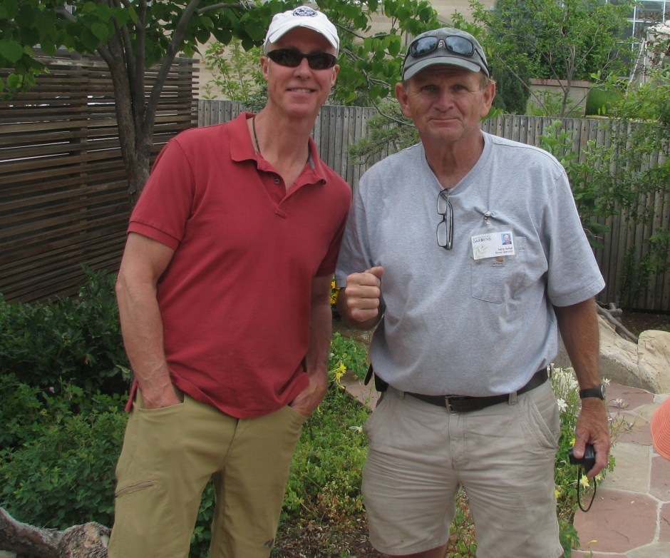 2012017 Dr. Mark Mills and Larry Jackel.