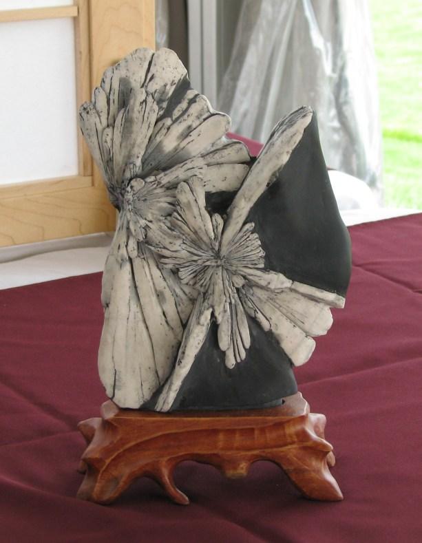 Chrysanthemum Suiseki