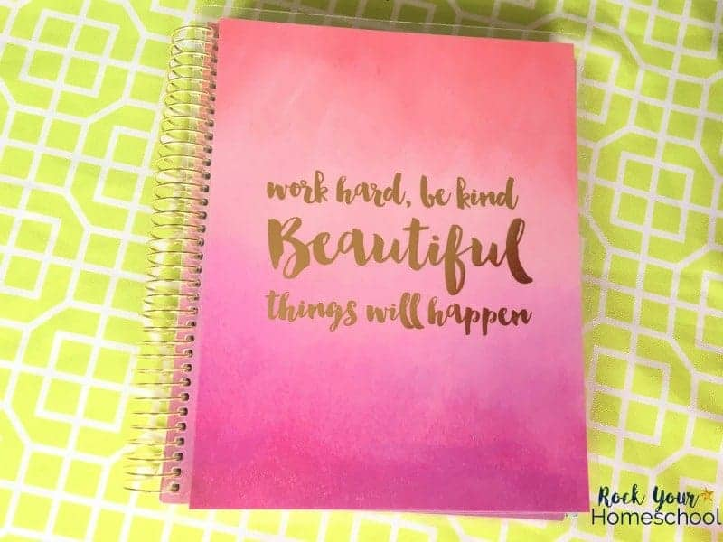 How to Pick the Best Homeschool Planner That Works for You - Rock