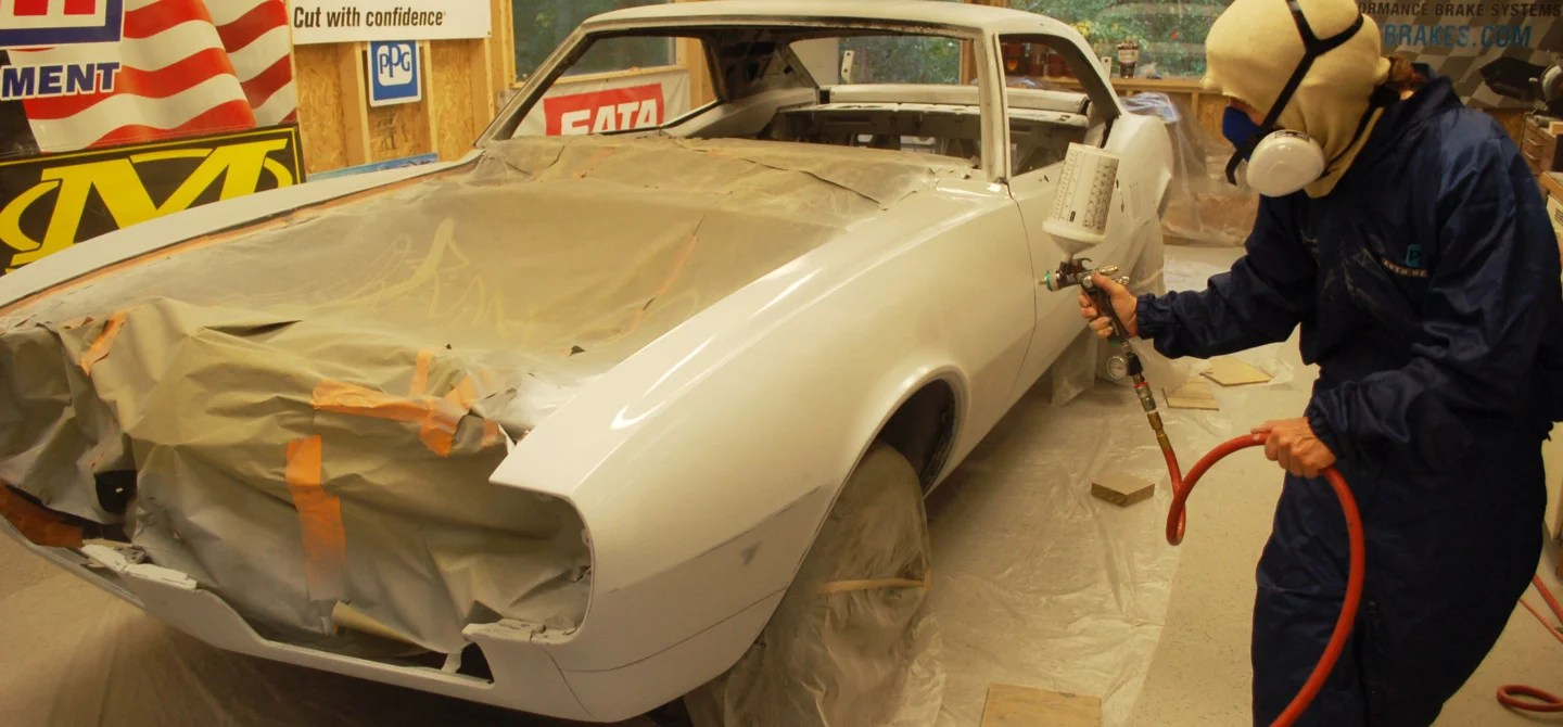 Vehicle Paint Manufacturers Painting 101 Choosing The Correct Automotive Primer And Sealer
