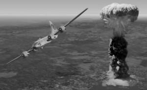 Enola Gay Bombing Hiroshima