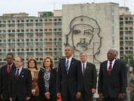 Obama and Che