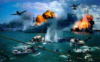 Pearl Harbor, 75 Years Later