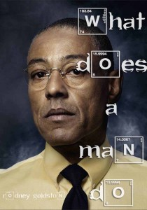 gustavo bring what does a man do breaking bad