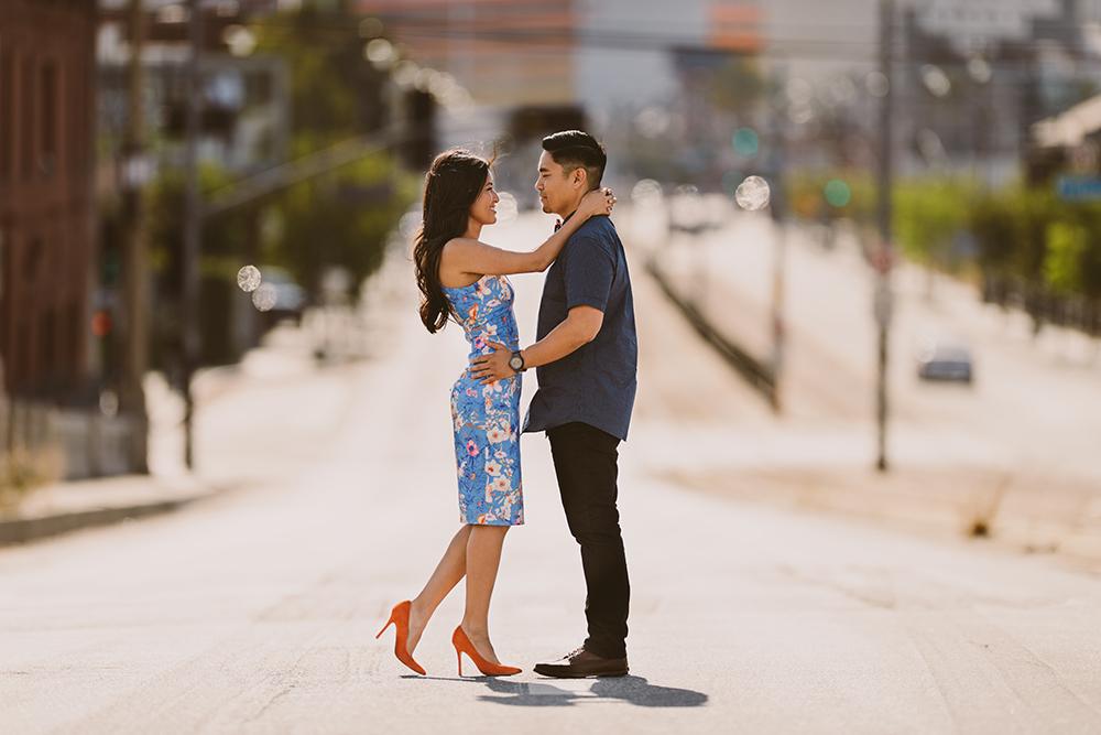 DTLA - Downtown Los Angeles Engagement - 1