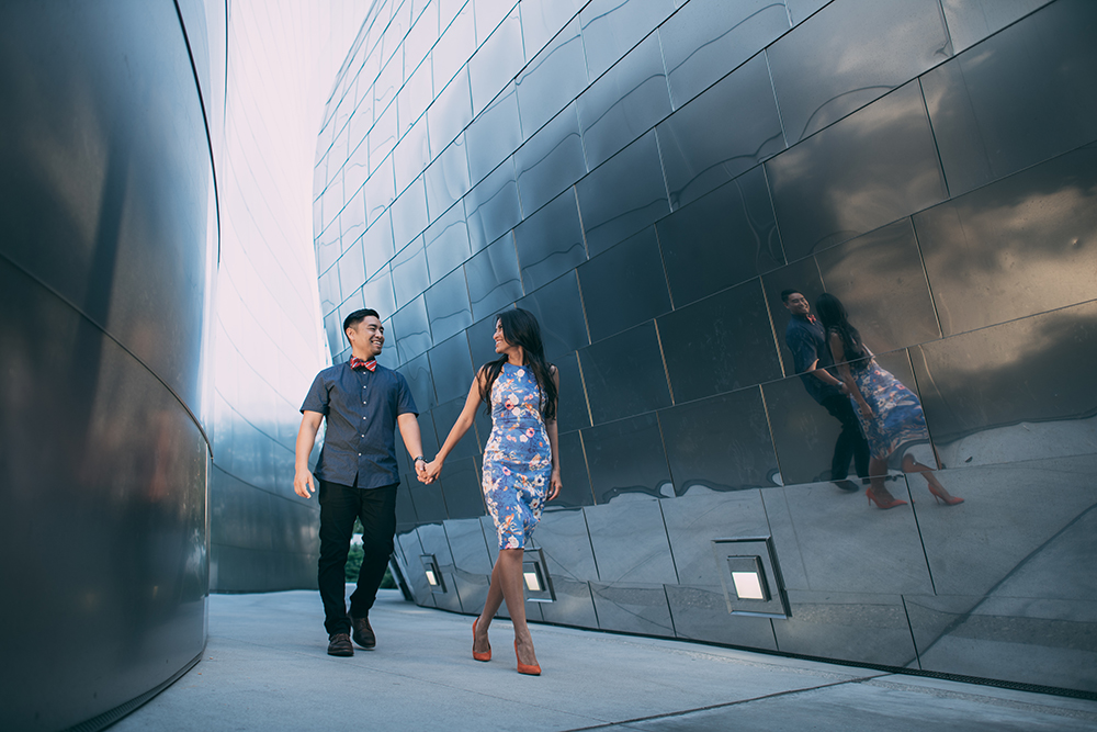 DTLA - Downtown Los Angeles Engagement - 11