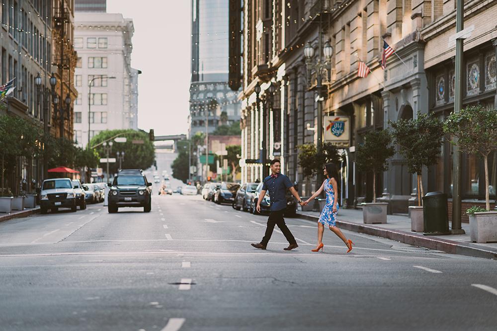 DTLA - Downtown Los Angeles Engagement - 8