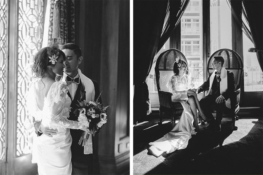 Oviatt Penthouse wedding - 10
